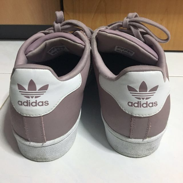 f416adb60 Adidas Superstar Sneakers White Blanch Purple