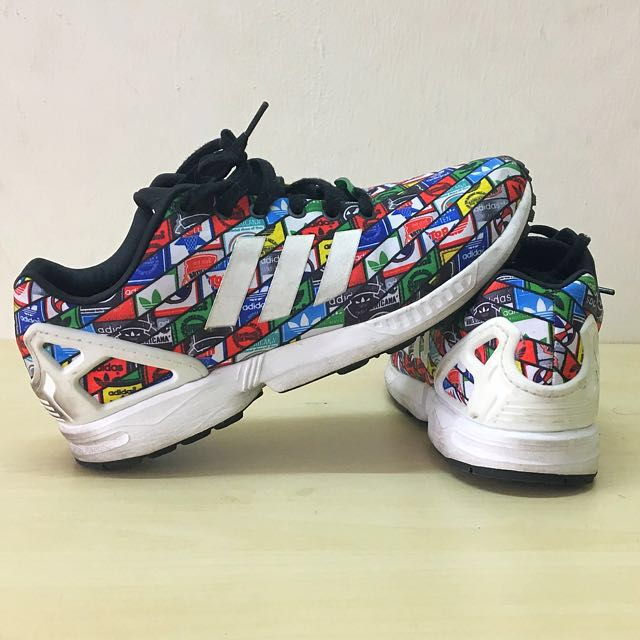 classic fit c8093 f1e33 Adidas Torsion ZX Flux Banner Flag, Men s Fashion, Footwear on Carousell