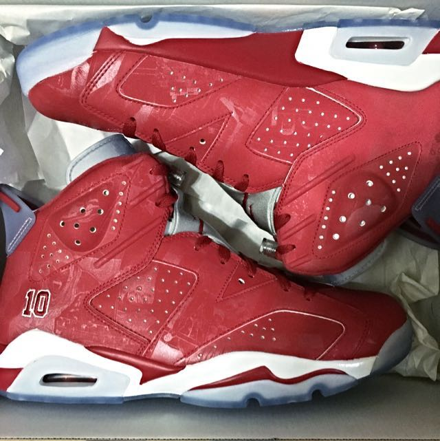 wholesale dealer 77fc8 e1cc5 Air Jordan 6 x Slam Dunk Aj6 Us10.5