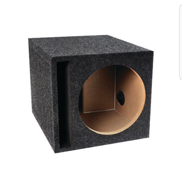 Atrend e12stv b box 12 inch subwoofer box car accessories for Bbox atrend enclosures 12