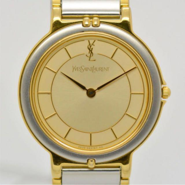 Authentic Yves Saint Laurent Watch