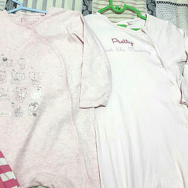 BAJU TIDUR BABY 3PCS