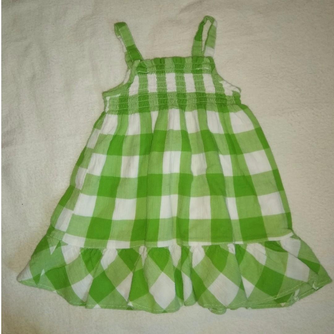 Branded dress 9-18mos