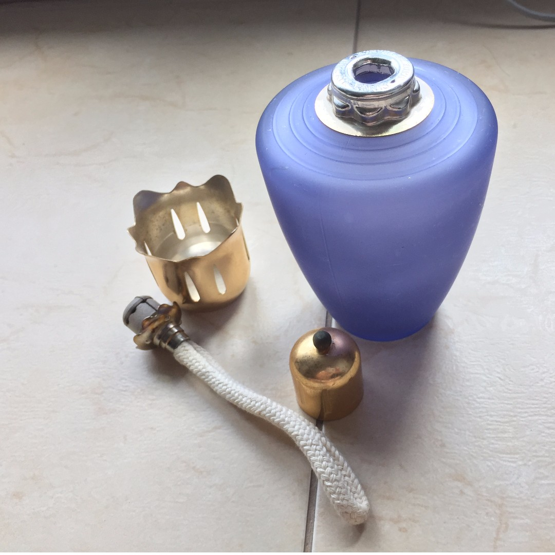 Bel'Air Oil Lamps Difusers / Lampbergere Basic Catalytic Burner, Health &  Beauty, Skin, Bath & Body on Carousell