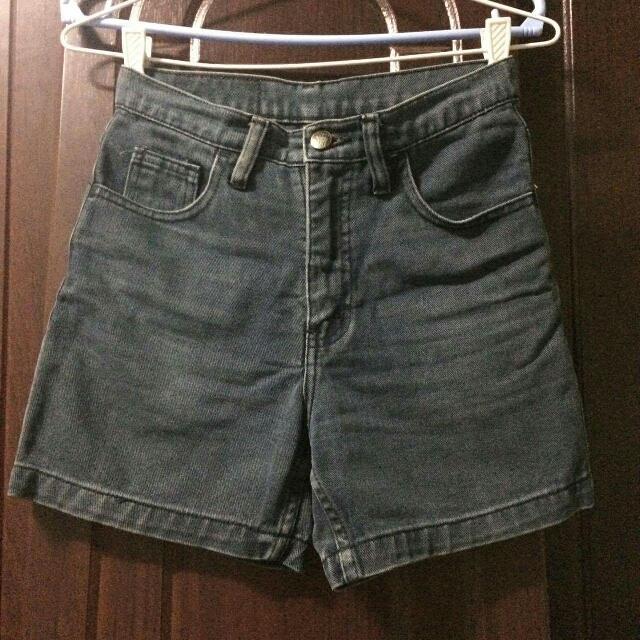 Bleue Tab HW Short