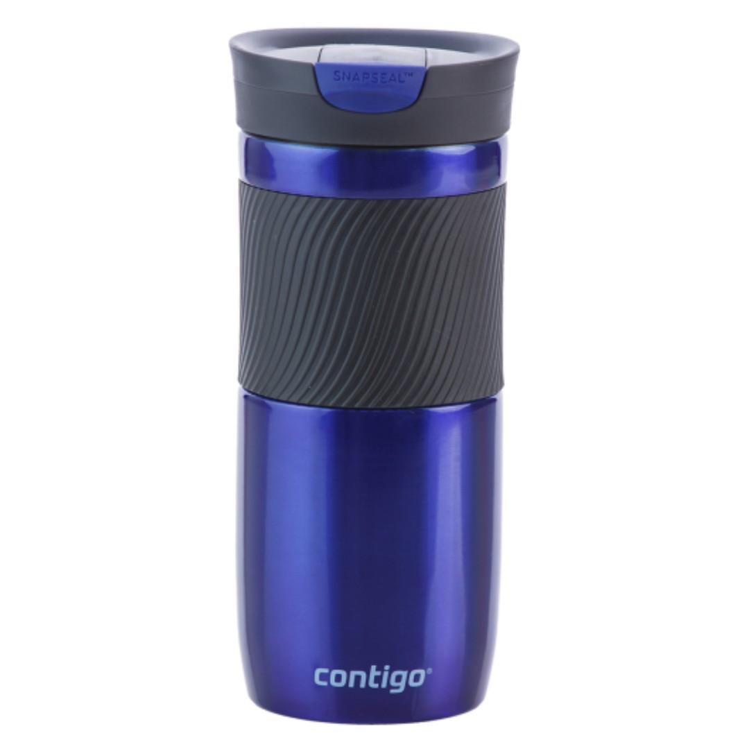 e9aade489c9 Brand New Contigo Snapseal Byron 16oz - Deep Blue