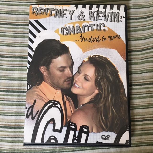 Britney and Kevin: Chaotic DVD
