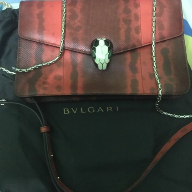 Bvlgari Serpenti