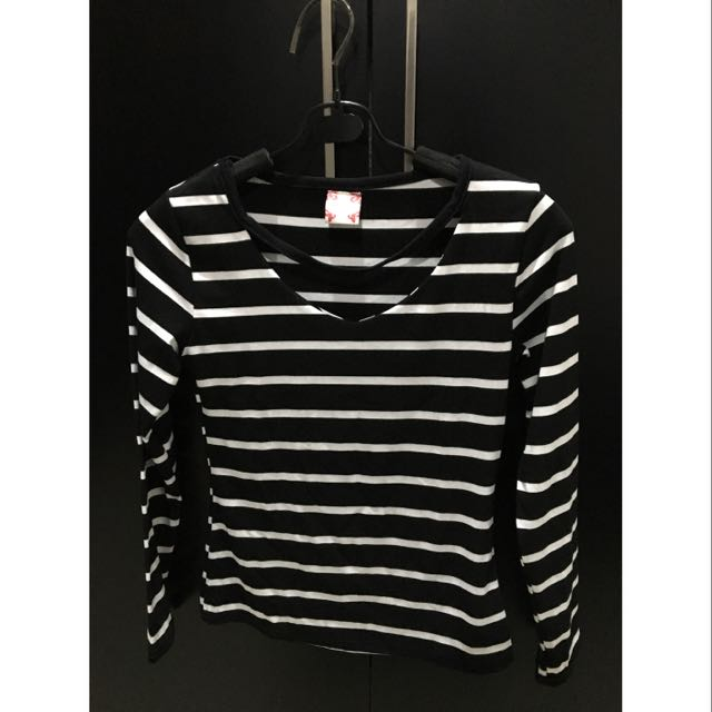 Camommile stripes blouse