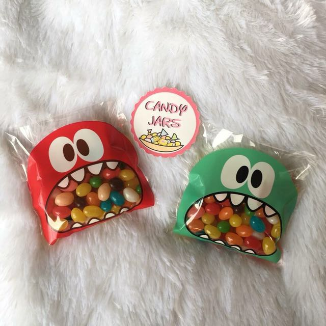 Candy Snack (Monster)