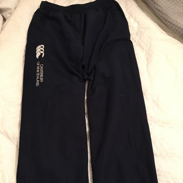 Canterbury Navy Blue Track Pants