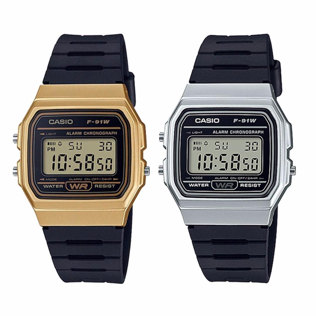 Casio Watch Vintage