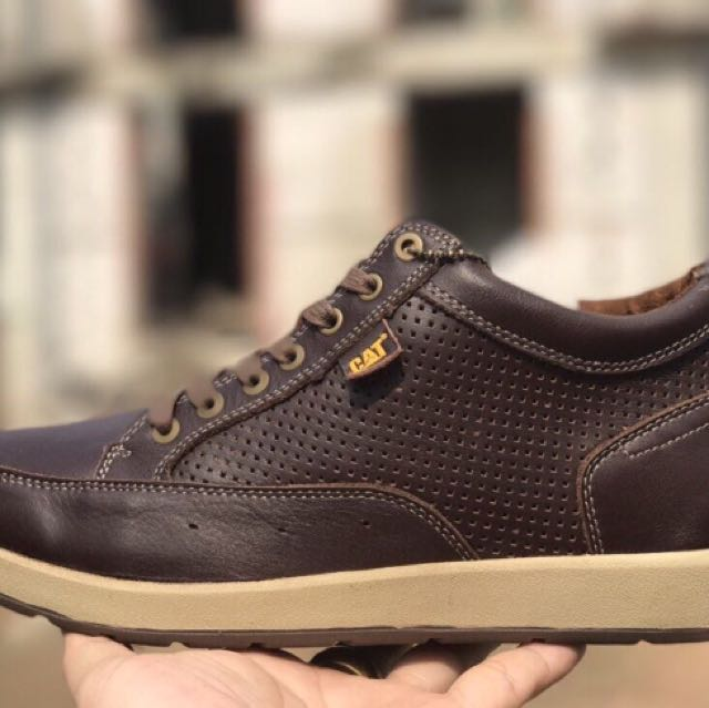 Caterpillar Shoes Mens Fashion Footwear On Carousell