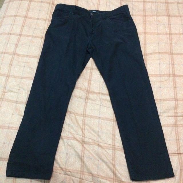 celana jeans MEXX hitam size 38