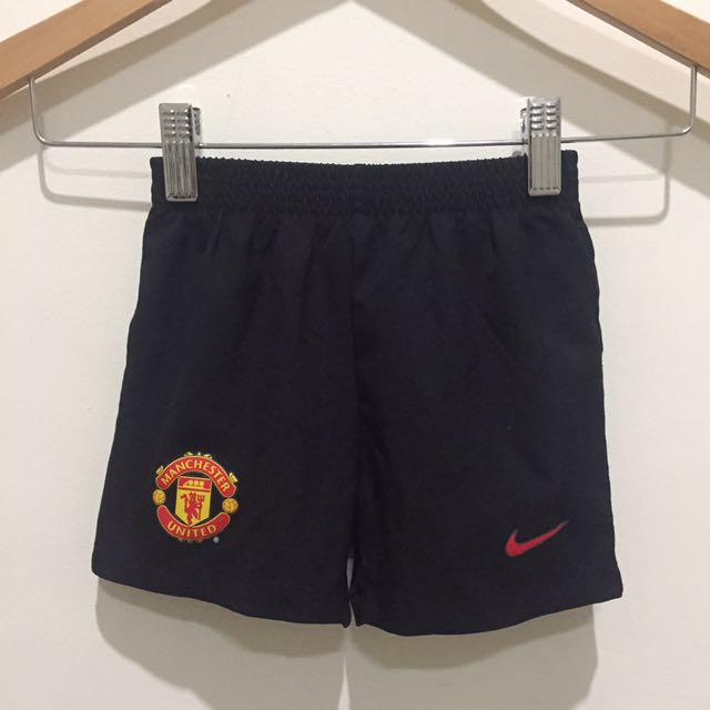 Celana Pendek Anak NIKE Manchester United (Original-Authentic)