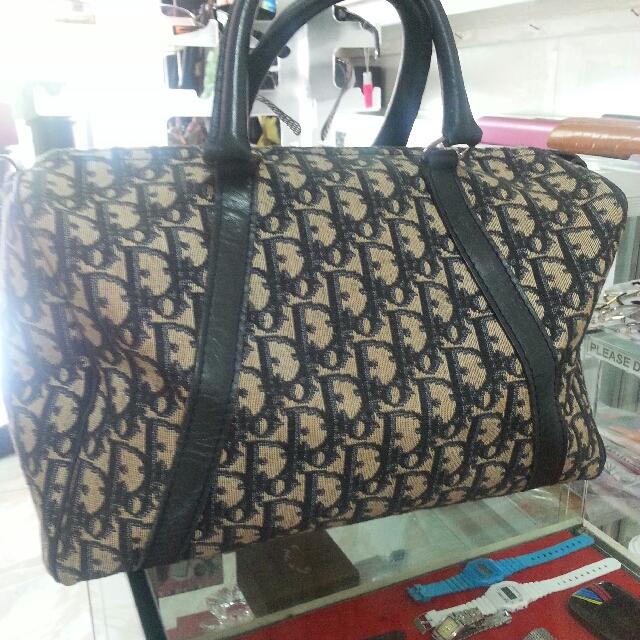 Christian Dior used bag
