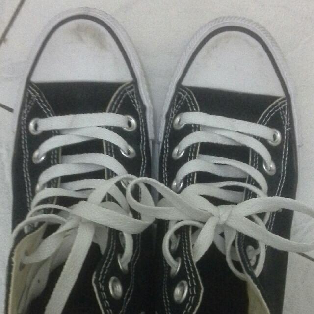 Converse Black 39