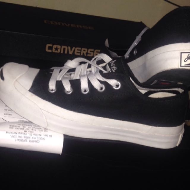 converse chuck purcell preloved women s fashion shoes on carousell