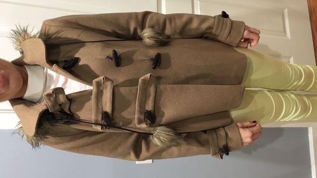 Cooper St Brown Jacket