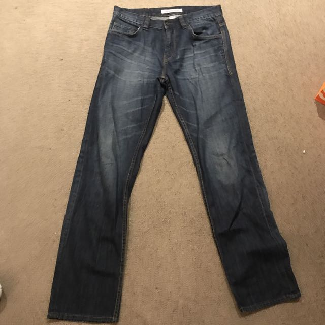 Country Road Jeans-blue
