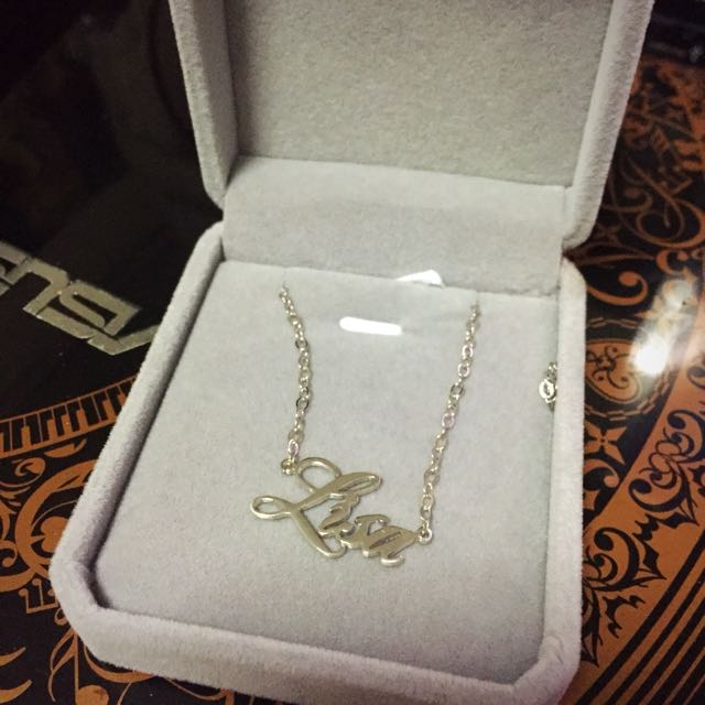 customised name sale plated bracelets necklet gold rose and pendant off pendants to on onceit personalised sales silver sterling up