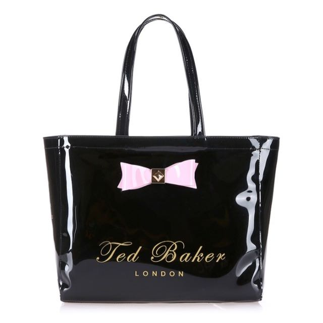 bc17fa0d5390e1 DEALS! Authentic Ted Baker Jelly Tote