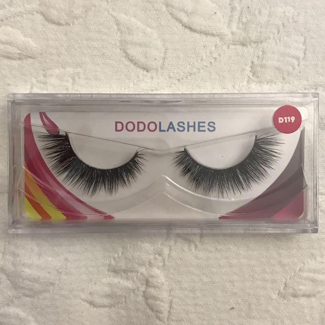 Dodo Lashes Style D119