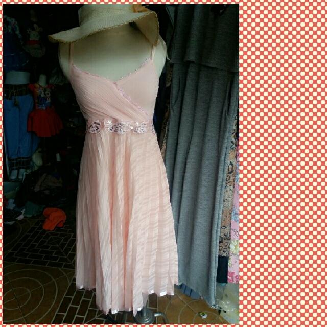 Dress Pesta Cantik made In Italy Swap Di Pict Ya Ada Brandnya#sss