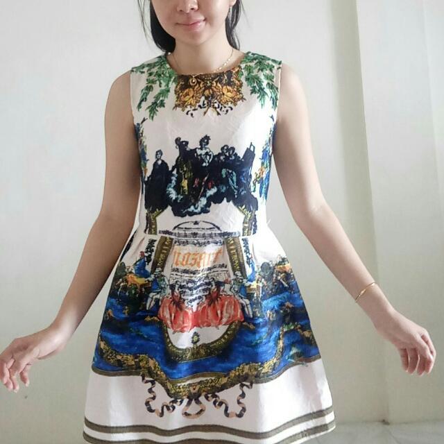 Dress Preloved Branded Premium Baju Mds