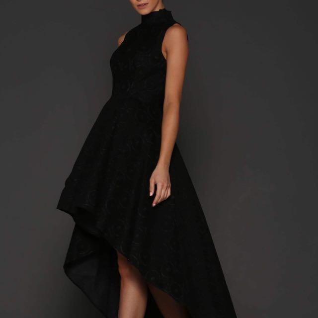 Elle Zeitoune Dress: ELOWEN BLACK