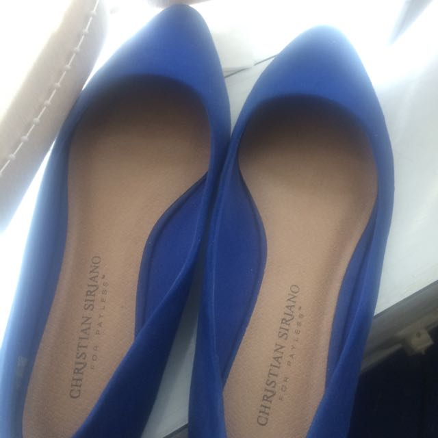 Flat Shoes Christian Siriano