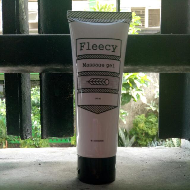 Fleecy Massage Gel