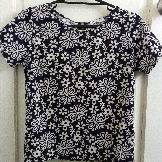 REPRICED!! Floral Top