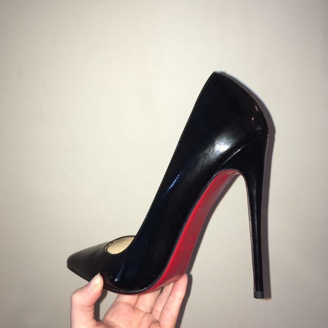 FreeLance Red Bottom Heels