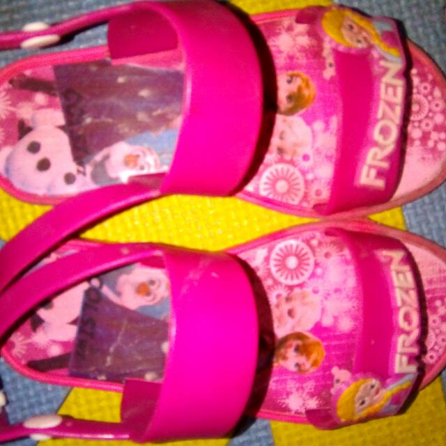 Frozen Jelly Sandals