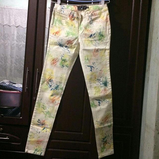 Fuel Painted Pants