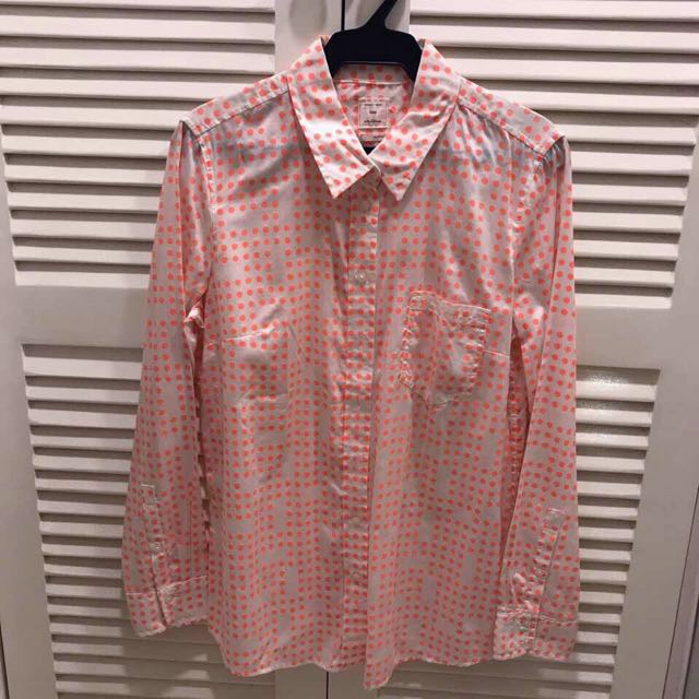 GAP Fitted BF Button Down Longsleeves