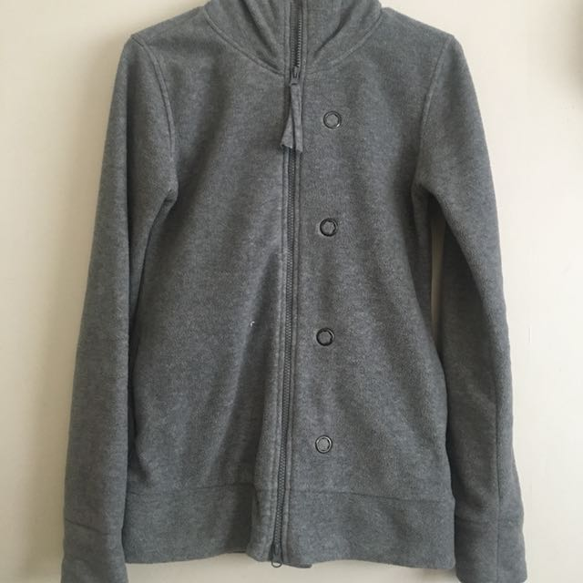 glassons gray jacket