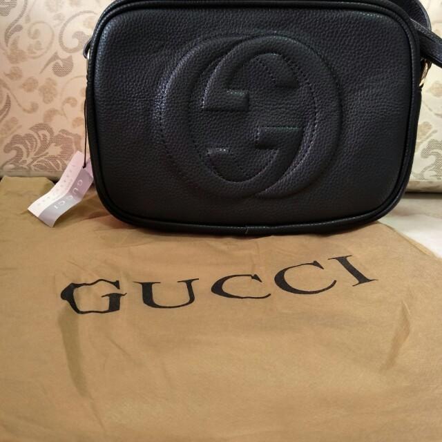 9013a9e19b2 Gucci Soho sling bag (Inspired)