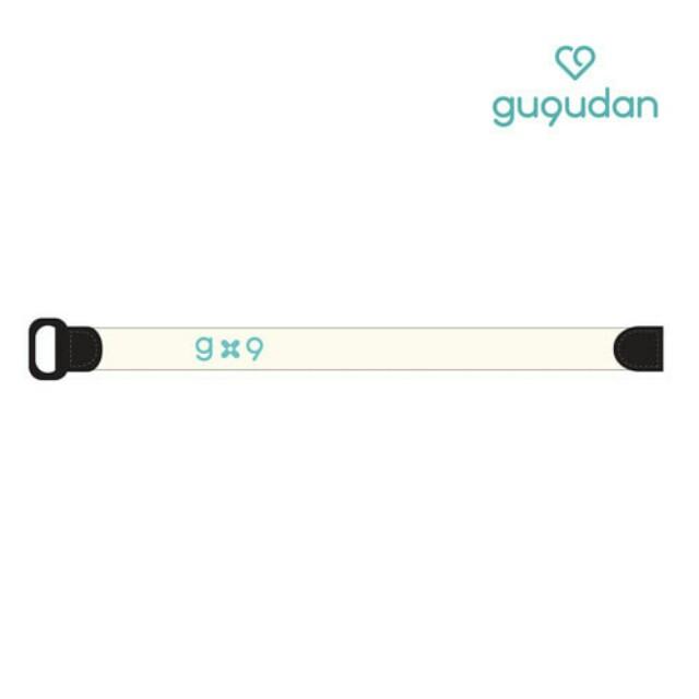 "GUGUDAN (구구단)  - 1st Fan Meeting  팬미팅 ""9월 9일의 구구단짝"" OFFICIAL GOODS - STRAP BRACELET"