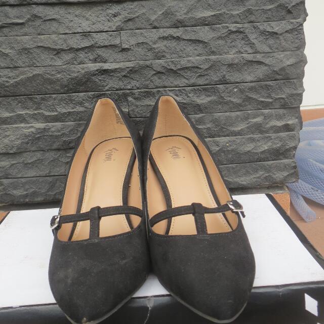 High Heels (Black) nego!