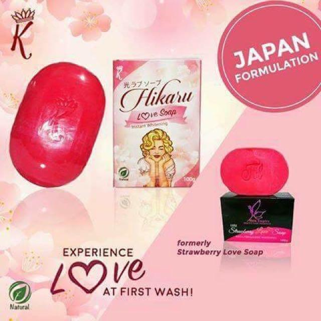 Hikaru Love Soap