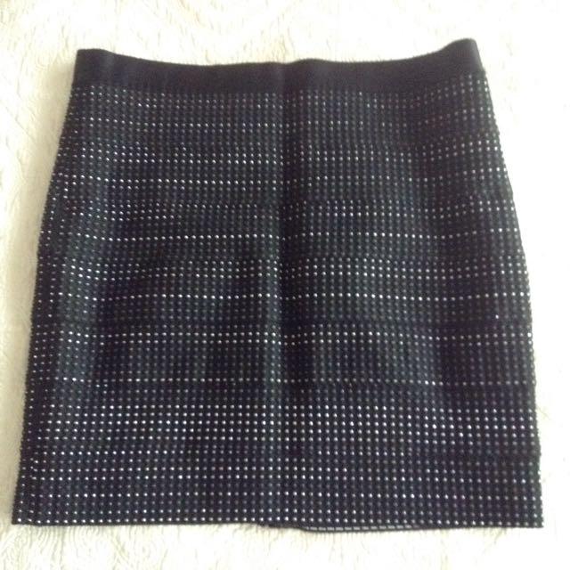 H&M Bandage like skirt
