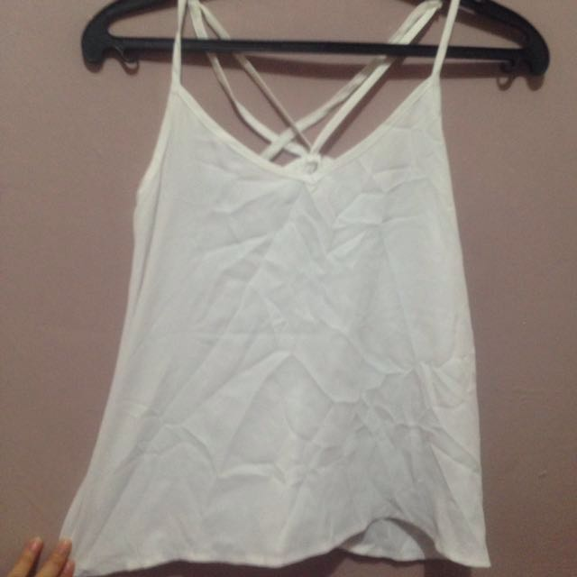 Hollister chic top