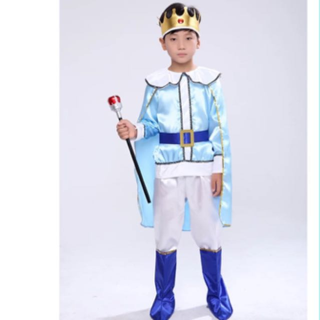 photo photo photo  sc 1 st  Carousell & IN STOCK Prince costume Fairytale costume boys costume childrenu0027s ...