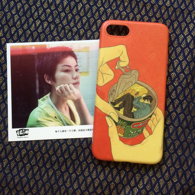 iPhone 6s 手機殼_重慶森林