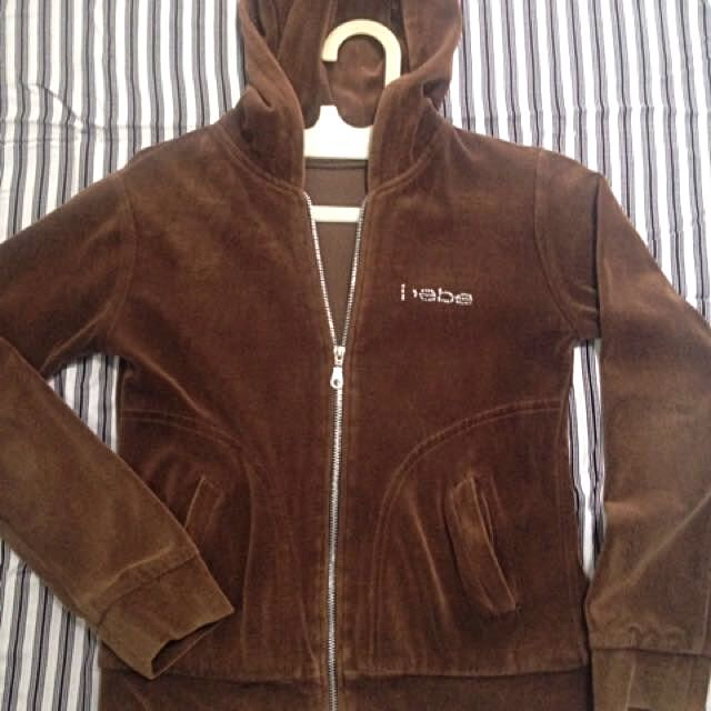 Jacket bebe brown