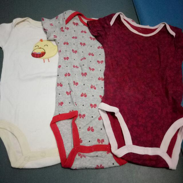 Jumper Carters Size 12 M (3 Pcs)