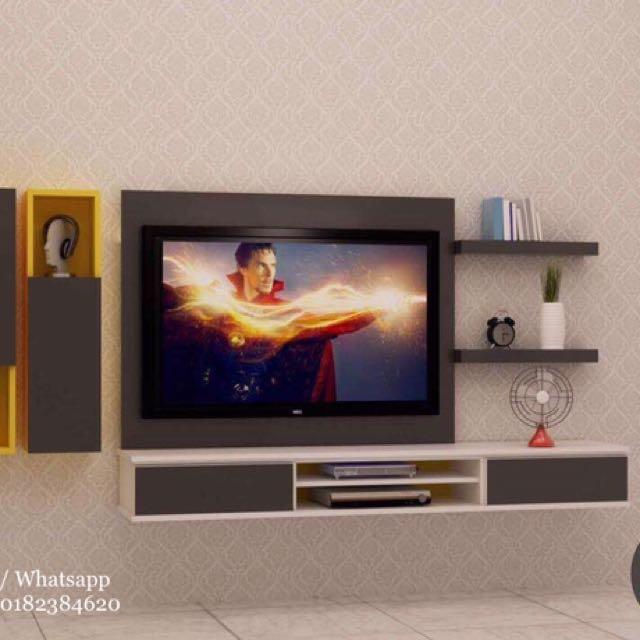 Kabinet Tv Moden