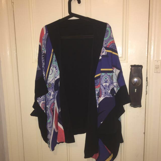 Kit And Ace Reversible Kimono